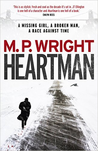 Heartman by M P Wright