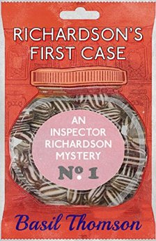Richardson's First Case by Basil Thomson