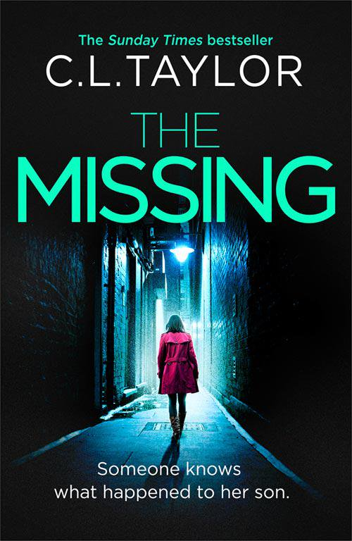 The Missing by C L Taylor